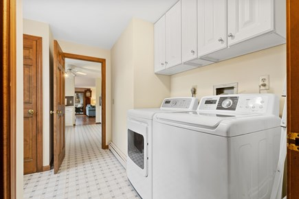 Orleans Cape Cod vacation rental - Huge laundry room.