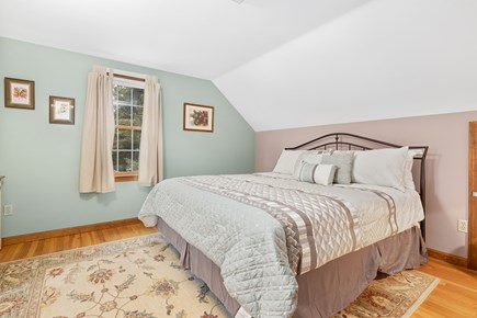 Orleans Cape Cod vacation rental - Upstairs bedroom with king bed.