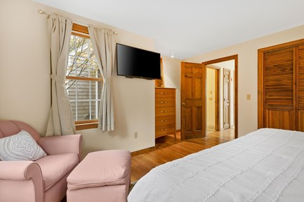 Orleans Cape Cod vacation rental - Master bedroom.