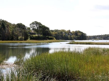 Orleans Cape Cod vacation rental - Water access at the end of street to launch your kayak.