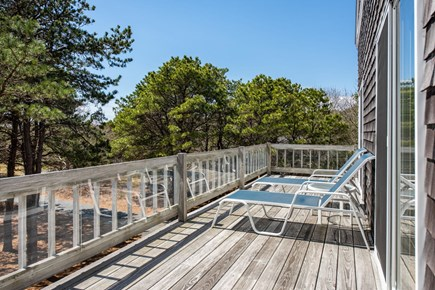 West Yarmouth Cape Cod vacation rental - Top deck