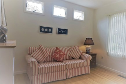 West Yarmouth Cape Cod vacation rental - Study/den room with a queen pull out sofa