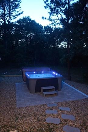 West Yarmouth Cape Cod vacation rental - Hot tub