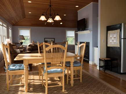 Truro Cape Cod vacation rental - Dining Area