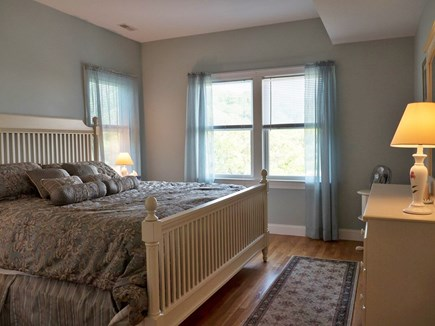 Truro Cape Cod vacation rental - Master with King bed
