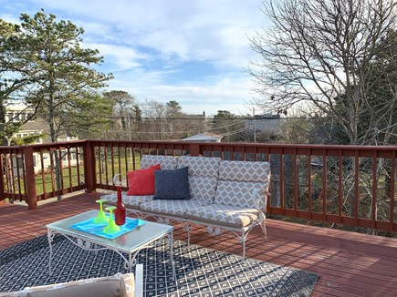 Chatham Cape Cod vacation rental - Rooftop deck with a view!