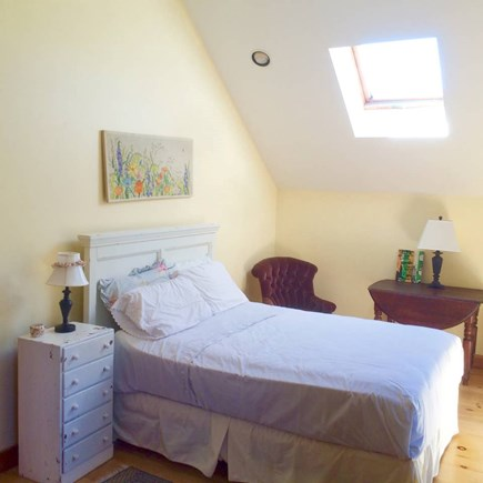 Truro Cape Cod vacation rental - Full bed in upstairs bedroom