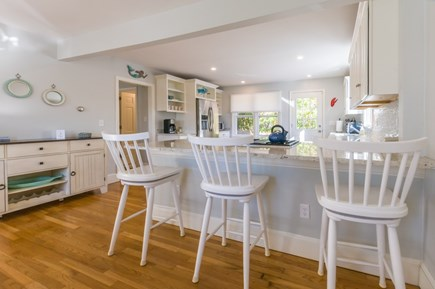 Sandwich Cape Cod vacation rental - Breakfast bar
