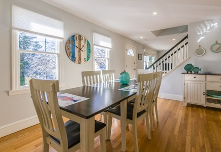 Sandwich Cape Cod vacation rental - Dining