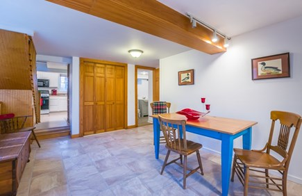 Plymouth, Ellisville  MA vacation rental - Dining area