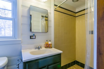 Plymouth, Ellisville  MA vacation rental - Full Bath on upper level