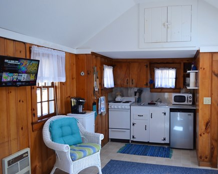 South Yarmouth Cape Cod vacation rental - Kitchen space