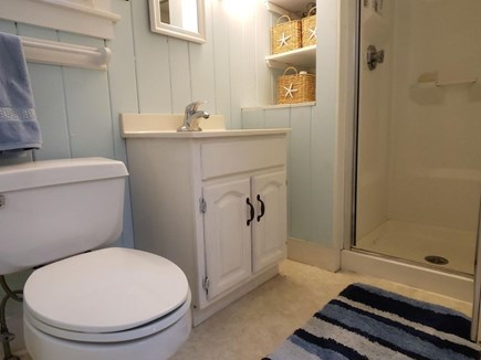 South Yarmouth Cape Cod vacation rental - Full size bathroom with shower