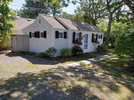 South Yarmouth Cape Cod vacation rental - Quiet surroundings and outdoor shower