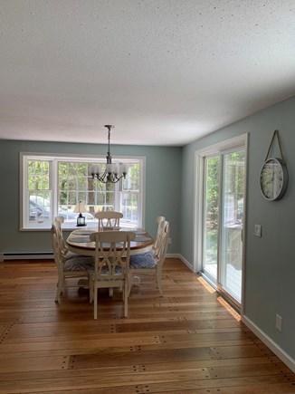 Eastham Cape Cod vacation rental - Another dining room view