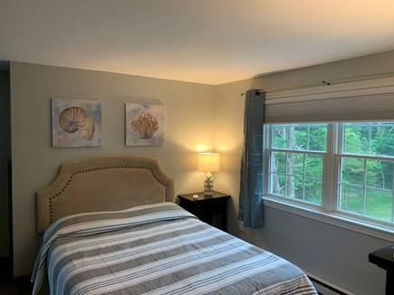 Eastham Cape Cod vacation rental - Second floor bedroom with 1 queen and 1 twin.