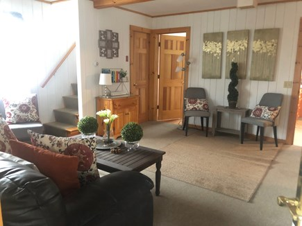 Dennis Cape Cod vacation rental - Family Room in Main House