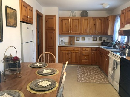 Dennis Cape Cod vacation rental - Main House Kitchen