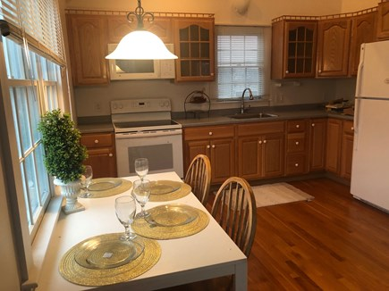 Dennis Cape Cod vacation rental - Suite Kitchen