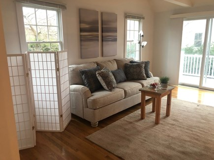 Dennis Cape Cod vacation rental - Suite Family Room with Queen Pull Out couch