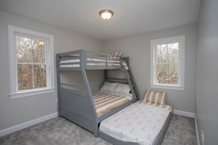 Onset MA vacation rental - Bunk room allowing for up to 4 guests, great for kids.