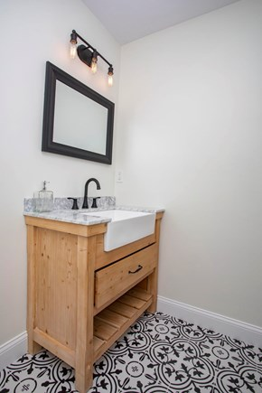 Onset MA vacation rental - Another view of the bathroom