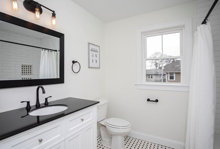 Onset MA vacation rental - Another view of the 2nd floor Bathroom