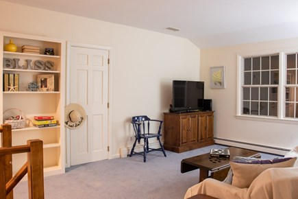 Harwich Cape Cod vacation rental - 2nd Floor Nook with TV & Seating