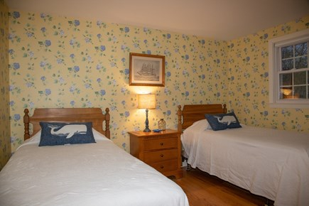 Harwich Cape Cod vacation rental - 1st Floor Twin Bedroom