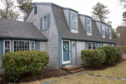 Harwich Cape Cod vacation rental - Partial Front