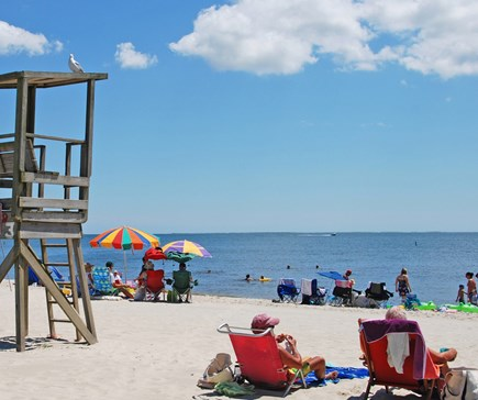 Harwich Cape Cod vacation rental - Red River Beach on a Gorgeous Summer Day!