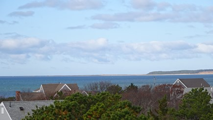 Eastham Cape Cod vacation rental - Rooftop Bay view WOW & the nightly Sunsets will be glorious too!