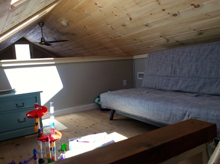 North Truro Cape Cod vacation rental - Loft area
