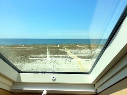 North Truro Cape Cod vacation rental - View from the loft