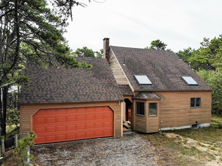Wellfleet Cape Cod vacation rental - Spacious Wellfleet contemporary in private location