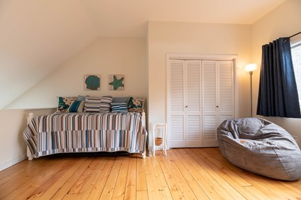 Wellfleet Cape Cod vacation rental - Upstairs loft with twin and trundle