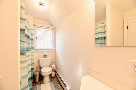 Wellfleet Cape Cod vacation rental - Master bath with tub/shower - will be fully renovated in spring