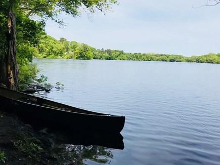 Barnstable Cape Cod vacation rental - Canoe, kayak 3 adult life vests, 2 child life vests, paddles