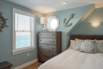 Dennis, Bass River Cape Cod vacation rental - Second Floor bedroom #2 with water view
