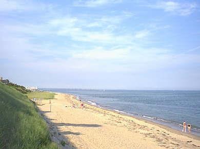 New Seabury (Mashpee) New Seabury vacation rental - 2 Minute walk to sandy private salt water beach!