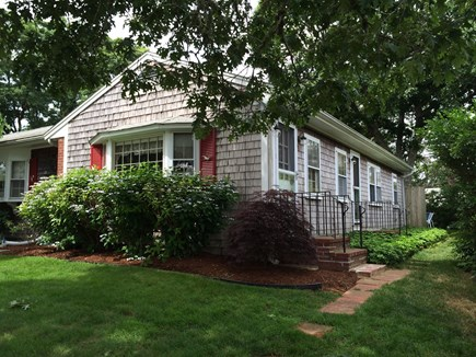 West Harwich Cape Cod vacation rental - Entrance