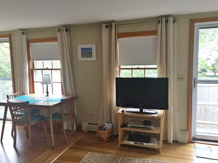 West Harwich Cape Cod vacation rental - Cable TV with DVD player