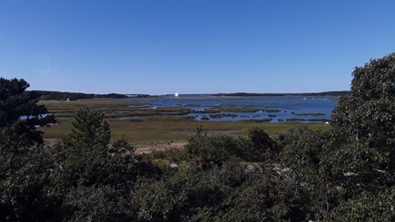Wellfleet Cape Cod vacation rental - Waterviews from almost every room in this home!