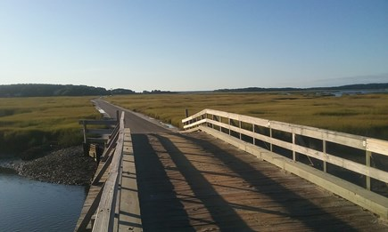 Wellfleet Cape Cod vacation rental - Lieutenant Island right around the corner explore with your Dog