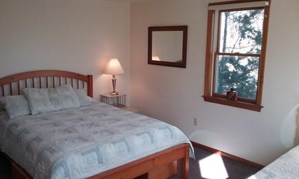 Wellfleet Cape Cod vacation rental - First floor bedroom queen & a twin