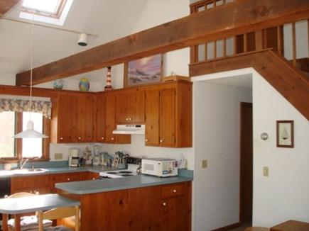 Wellfleet Cape Cod vacation rental - Skylights in Kitchen.