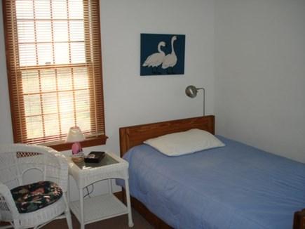 Wellfleet Cape Cod vacation rental - First floor bedroom with trundle (2 twins)