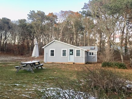 Harwich Cape Cod vacation rental - Exterior Look at Cottage