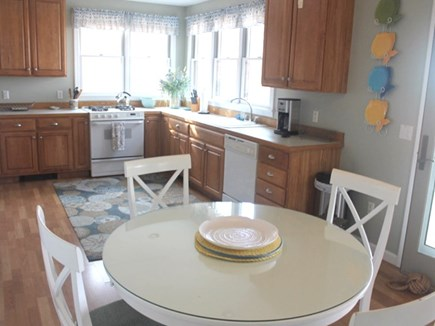 Eastham Cape Cod vacation rental - Breakfast area