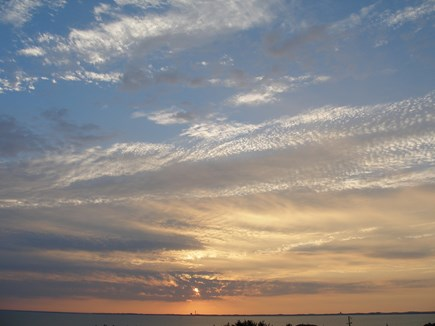 Truro Cape Cod vacation rental - Sunsets Over the Bay